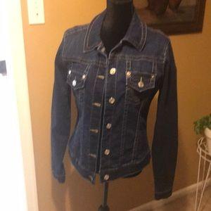 women's True Religion jean jacket